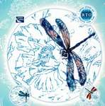Click for more details of Dance of Dragonflies 2 (cross stitch) by RTO