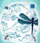 Click for more details of Dance of Dragonflies 3 (cross stitch) by RTO