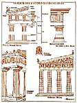 Click for more details of Doric Columns (cross stitch) by Thea Gouverneur