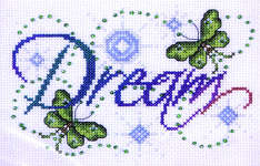 Click for more details of Dream (cross stitch) by Design Works