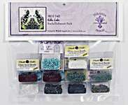 Click for more details of Echo Lake Embellishment Pack (beads and treasures) by Mirabilia Designs