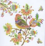Click for more details of Embroidered Morning (cross stitch) by DMC Creative