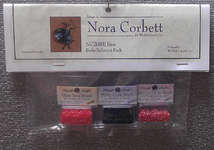 Click for more details of Emi Embellishment Pack (beads and treasures) by Nora Corbett