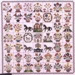 Click for more details of Emily Munroe Quilt (cross stitch) by Rosewood Manor