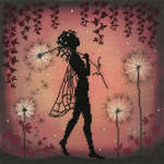 Click for more details of Enchanted : Dandelion Fairy (cross stitch) by Bothy Threads