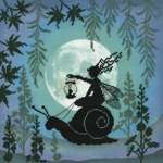 Click for more details of Enchanted : Dreams (cross stitch) by Bothy Threads