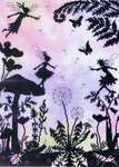 Click for more details of Enchanted : Fairy Glade (cross stitch) by Bothy Threads