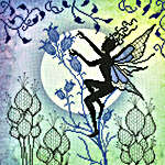 Click for more details of Enchanted : Harebell (cross stitch) by Bothy Threads