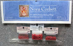 Click for more details of Faerie Spring Fling Embellishment Pack (beads and treasures) by Nora Corbett
