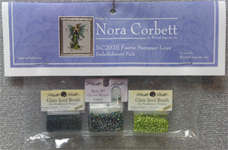 Click for more details of Faerie Summer Love Embellishment Pack (beads and treasures) by Nora Corbett