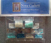 Click for more details of Faerie Winter Dream Embellishment Pack (beads and treasures) by Nora Corbett