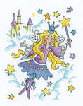Click for more details of Fairy Princess (cross stitch) by Karen Carter