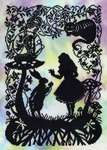 Click for more details of Fairy Tales - Alice in Wonderland (cross stitch) by Bothy Threads