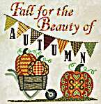 Click for more details of Fall For Autumn (cross stitch) by Glendon Place