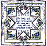 Click for more details of Family Tree (cross-stitch pattern) by Ursula Michael Designs