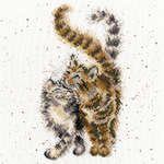 Click for more details of Feline Good (cross stitch) by Bothy Threads