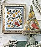 Click for more details of First Day Of Christmas Sampler & Tree  (cross stitch) by Hello from Liz Mathews