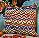 Click for more details of Florentine Bargello (tapestry) by Glorafilia