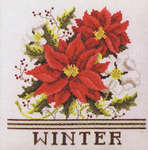Click for more details of Flowers for Every Season (cross stitch) by Stoney Creek