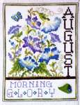 Click for more details of Flowers of the Month August - Morning Glory (cross stitch) by Stoney Creek