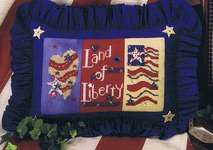 Click for more details of Folk Art America (beadwork) by Mill Hill