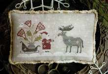 Click for more details of For You (cross stitch) by Plum Street Samplers
