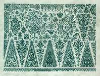 Click for more details of Forests of Sumatra (cross stitch) by Ink Circles