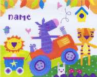 Click for more details of Fun Day (cross stitch) by DMC Creative
