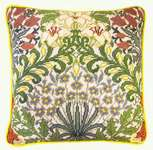 Garden - A William Morris style Cushion Front