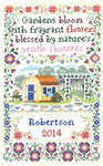 Click for more details of Garden Bloom (cross-stitch pattern) by Imaginating