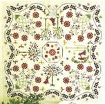 Click for more details of Garden of Eden (cross-stitch pattern) by Rosewood Manor