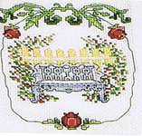 Click for more details of Gardening Goodies (cross-stitch pattern) by StitchWorld