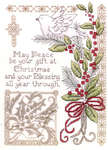 Click for more details of Gift of Christmas (cross stitch) by Imaginating