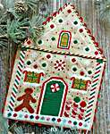 Click for more details of Gingerbread Cottage (cross stitch) by New York Dreamer