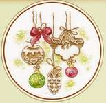 Click for more details of Gingerbread (cross stitch) by Oven Company