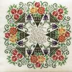 Click for more details of Glory to the Garden (cross stitch) by Rosewood Manor