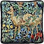 Click for more details of Greenery Deer Tapestry (tapestry) by Bothy Threads