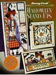 Click for more details of Halloween Stand-Ups (cross stitch) by Stoney Creek