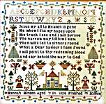Click for more details of Hannah Hinson (cross stitch) by Hands to Work