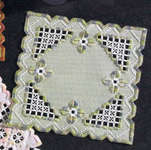 Click for more details of Hardanger (hardanger pattern) by Permin of Copenhagen