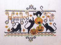 Click for more details of Haunted Fur (cross stitch) by Kit & Bixby