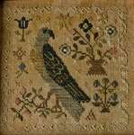 Click for more details of Hear the Crickets Sing (cross stitch) by Blackbird Designs