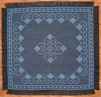 Click for more details of Heart Strings (swedish weaving pattern) by Swedish Weave Designs