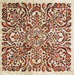 Click for more details of Henna Mandala (cross stitch) by Ink Circles
