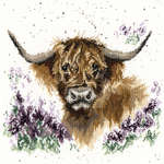 Click for more details of Highland Heathers (cross stitch) by Bothy Threads