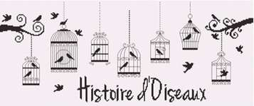 Click for more details of Histoire d'oiseaux (Story of Birds) (cross stitch) by Princesse