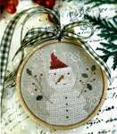 Click for more details of Holiday Hoopla - Christmas (cross stitch) by With Thy Needle and Thread