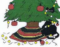 Click for more details of Holiday Surprise (cross stitch) by Imaginating