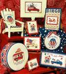 Click for more details of Home For The Picnic (cross stitch) by Sue Hillis Designs
