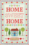 Click for more details of Home Sampler (cross stitch) by Bothy Threads
